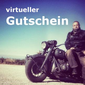 Mit Gutscheinen Gerd unterstützen